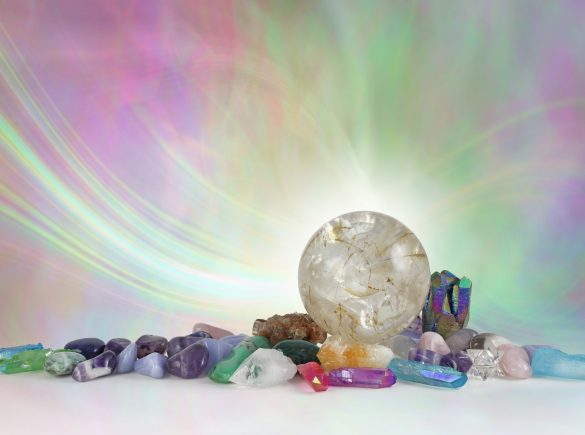 Healing Crystals and Gemstones - Metaphysical